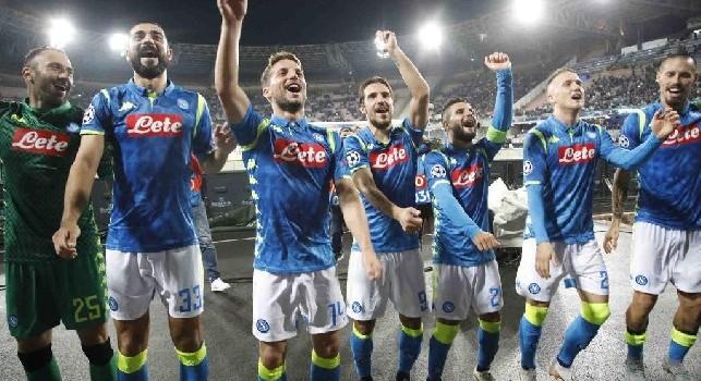 IL GIORNO DOPO Napoli-Liverpool...il piede sbagliato di Fabian, il cilindro di Ancelotti e la comoda poltroncina per Malcuit