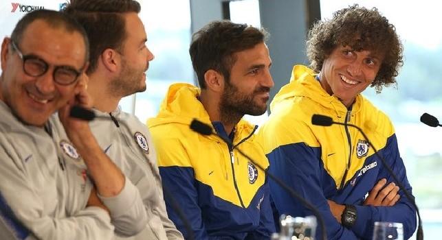 Sarri scarica Fabregas, il calciatore: Non voglio giocare solo nelle coppe