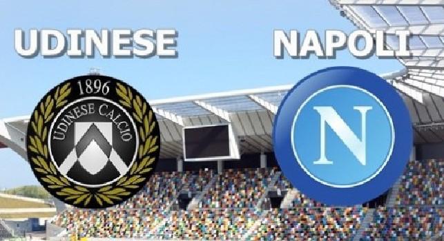 Udinese - Napoli Dacia Arena