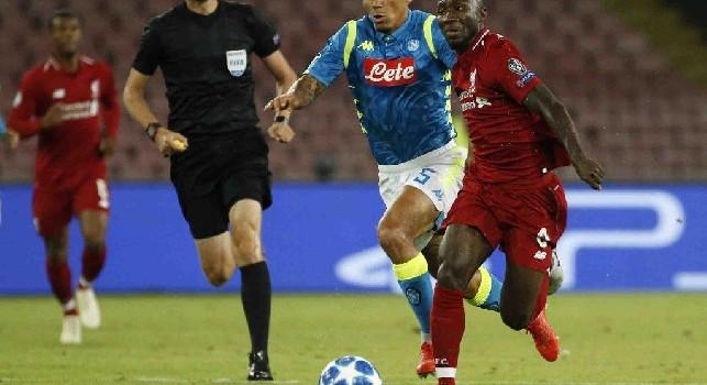 Marino: Allan? Mancini e la FIGC stanno lavorando per la nazionale. Meret? Se i napoletani non s'accendono per lui è perchè non lo conoscono