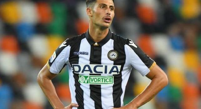 Udinese, Mandragora a Sky: Non mi aspettavo di trovare un Napoli così! Sono forti nonostante le problematiche