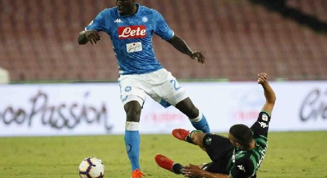Koulibaly lascia il Senegal, per lui un problema muscolare: a rischio l'Udinese, Maksimovic è pronto!