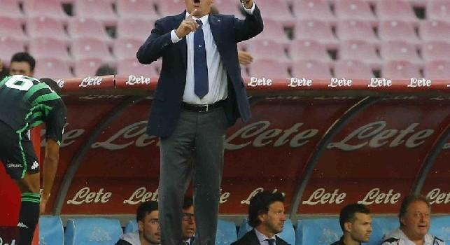 Tuttosport - Imprevedibile il 4-4-2 azzurro, il Napoli deve trovare maggior equilibrio in difesa