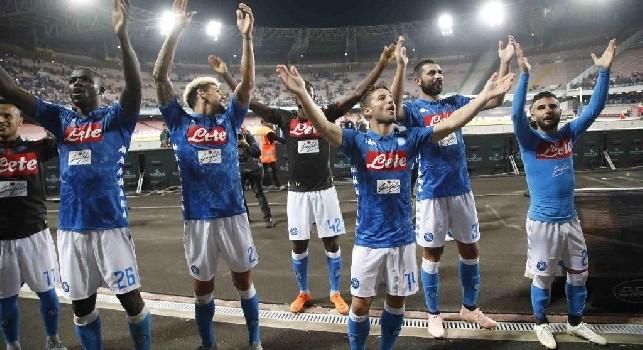 Il giorno dopo Napoli-Sassuolo...La mattonella Lorenzo, la classifica verità e il sospiro di sollievo del san Paolo