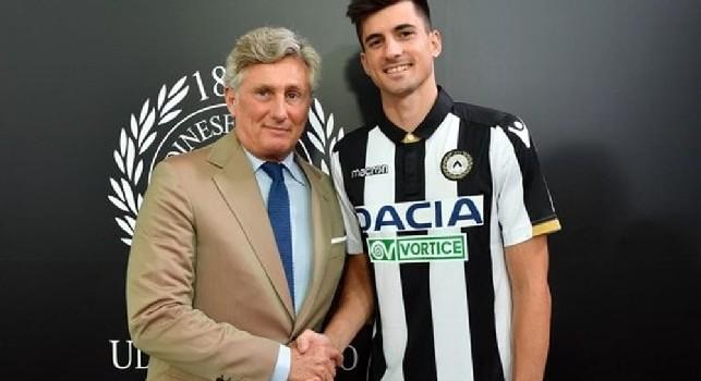 Udinese, Pussetto: Ho fatto la scelta giusta sposando questo progetto. Il gol al Bologna è stata una liberazione