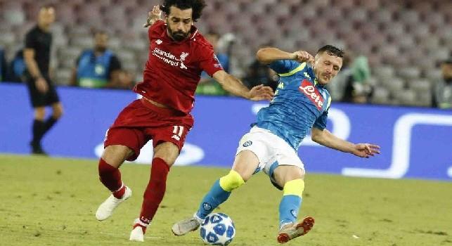 Gazzetta - Allarme Salah, Ancelotti prepara la trappola per fermarlo: a Liverpool è la prova del nove! [GRAFICO]