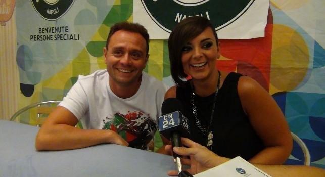 Enzo de Gli Arteteca a CN24: Se vince il Napoli spogliarello in diretta a CalcioNapoli24, darei la 10 ad Insigne