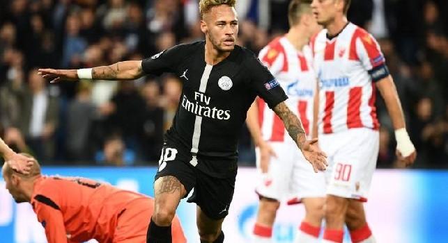 Mini-turnover del PSG in vista del Napoli, Neymar e Marquinhos a riposo