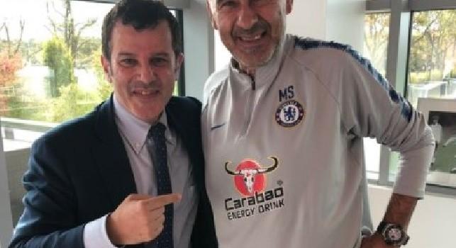 Pedullà elogia Sarri: Non ha sponsor mediatici e s'è tolto una grande soddisfazione con Guardiola