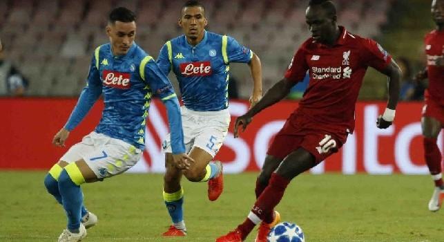 Sky, Zancan: Il Napoli dovrà reggere nei momenti di difficoltà