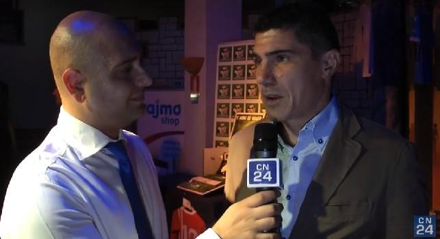 Mora a CN24: Giocato in due Napoli diversi, Reja sostituì bene Ventura. Insigne? Un grande giocatore! [VIDEO]