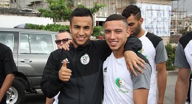 Togo-Algeria, le formazioni ufficiali: panchina per Adam Ounas