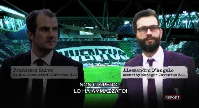 Dagospia - Il security manager D'Angelo della Juve non si è ancora dimesso? Agnelli scoprì ma non denunciò
