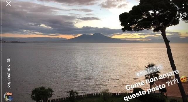 Jorginho innamorato di Napoli: Come non posso amare questo posto? [FOTO E VIDEO]