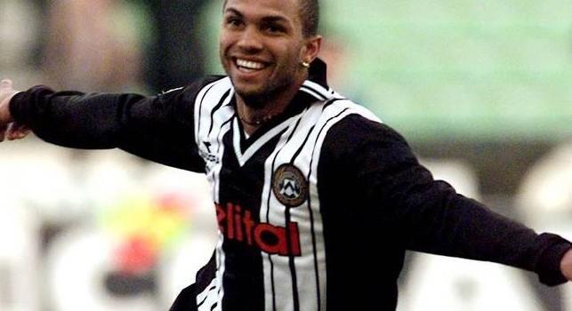 Marcio Amoroso sincero: Napoli, spero vinca l'Udinese! Nessuno può contendere il titolo alla Juve