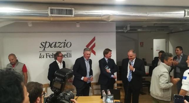 Ancelotti: Hai visto Napoli-Liverpool?, la risposta di Nosotti: Li hai incartati! Non hanno tirato in porta
