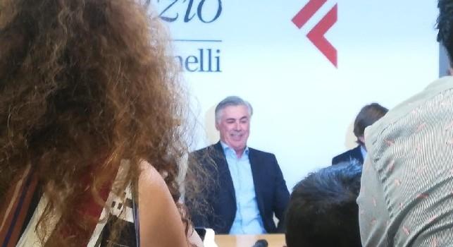 Ancelotti: La gestione del gruppo è complessa, bisogna far sentire tutti importanti