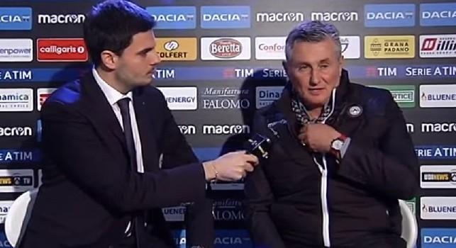 Udinese, Pradè attacca: L'intervento di Milik era da rosso, avrebbe cambiato la partita! [VIDEO]