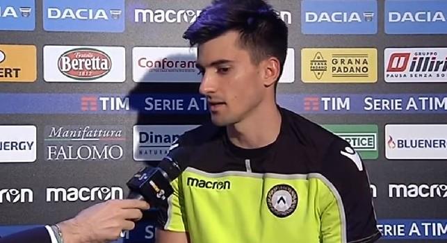 Udinese, Pussetto critica l'arbitraggio: Milik ha fatto male a De Paul, doveva essere espulso! La partita sarebbe cambiata... [VIDEO]