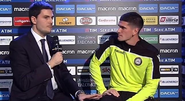 Udinese, De Paul protesta: C'era il rosso su Milik, basta che mi guardate il piede. Non c'è bisogno della TV [VIDEO]