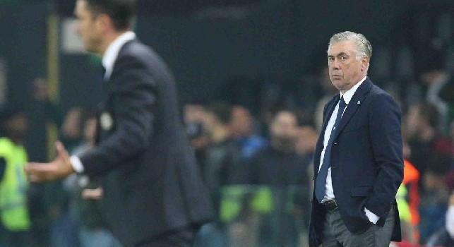 Napoli-Udinese formazioni ufficiali