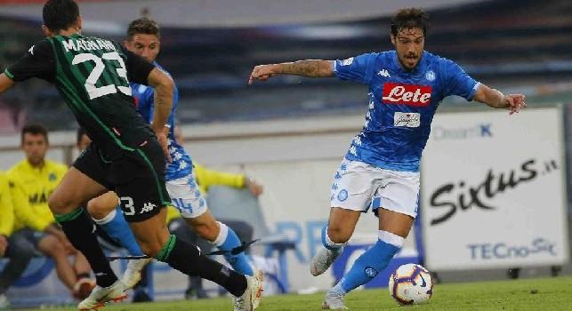 Repubblica - Verso Napoli-Chievo, Ancelotti prepara il turnover: scalpitano Maksimovic, Malcuit e Verdi