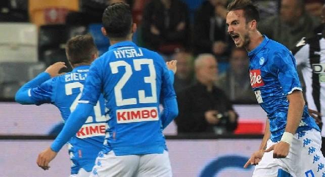 Il Roma - Fabian, 30 milioni di motivi per farlo giocare: Il gol è stato importante
