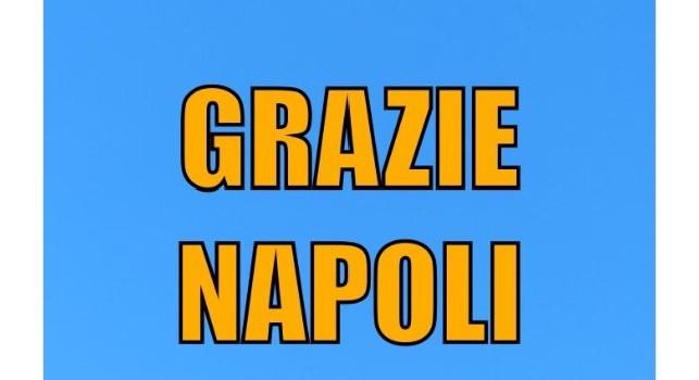 Ziliani dopo il servizio di Report: Rilanciamo il tweet dell'anno scorso, grazie Napoli campione! [FOTO]
