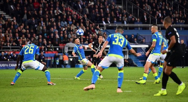 IL GIORNO DOPO...PSG-Napoli: &egrave; l'Hamsik dei tempi d'oro. Un <i>neo</i> per Callejon. Hysaj al posto di Mario Rui no?