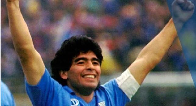 Compleanno Maradona, la Serie A lo omaggia: Auguri ad un giocatore che ha scritto la storia del calcio mondiale [FOTO]