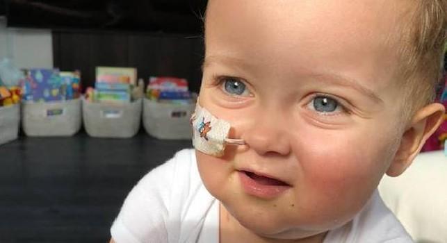 Bellissima notizia per il piccolo Alex, trovato cordone ombelicale compatibile con il bambino