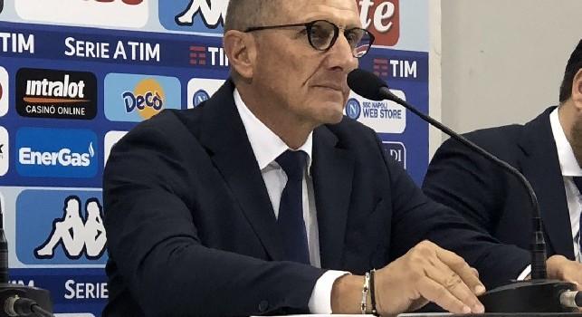 Empoli, Andreazzoli ricorda la vittoria col Napoli: I tifosi ci hanno sostenuto, sono stati fondamentali