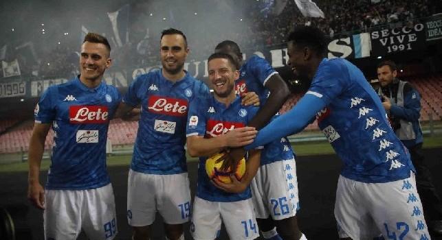 Dai Fabian-scettici, al Dries giocatore da biliardo passando per il PSG avvisato: Napoli-Empoli dalla A alla Z