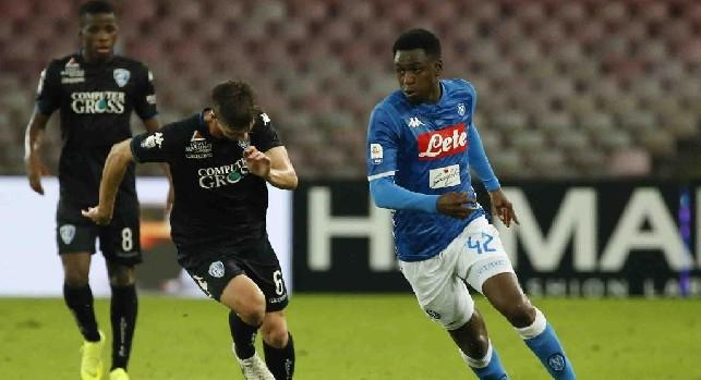 Sky - Diawara si allontana dalla Fiorentina, i viola trattano Pedro Obiang con il West Ham