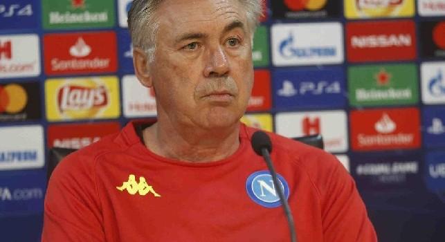 Ancelotti: Doppio impegno? La Champions toglie energie mentali e fisiche ma...