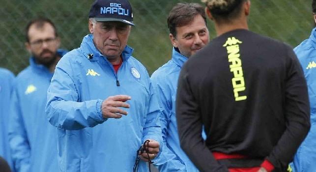 Ancelotti chiama i suoi alla concentrazione: Niente distrazioni. Intanto si infiamma la rivalità con la Juventus...
