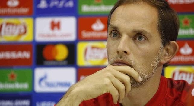 PSG, Tuchel ammette: La dirigenza mi ha promesso un centrocampista ma ho paura che possa non arrivare