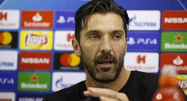 Juventus, iniziate alle 8.45 le visite mediche per Buffon prima della firma e dell'annuncio