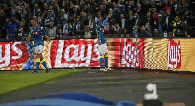 Dall'esplosione di Insigne al volo di Buffon: tutte le emozioni di Napoli-PSG [FOTOGALLERY CN24]