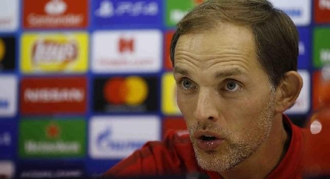PSG, Tuchel: Solo se dovessimo pareggiare andrò a controllare il risultato di Liverpool-Napoli. Sul Marakanà...