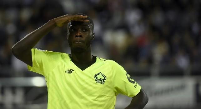 The Times - Napoli interessato al giovane Pépé del Lille: è asta con le big europee