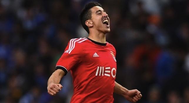 André Almeida, terzino del Benfica