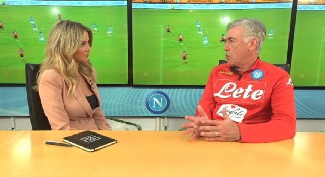 Intervista di Carlo Ancelotti a DAZN
