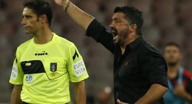 Milan, Gattuso: Juve più forte di noi, ma ce la giocheremo! I bianconeri tra i più forti in Europa