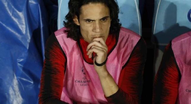 Cammaroto: Il PSG fuori dalla Champions spingerebbe Cavani al Napoli: ingaggio spalmato e Zielinski a Parigi