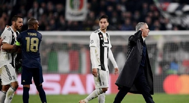 Pastore: Offese a Mourinho? Ormai i tifosi juventini sono tutti meridionali, atteggiamento deprecabile