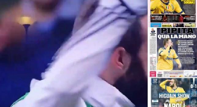 Tuttosport critica Mourinho, ma esaltava Higuain contro il Napoli. Palmeri attacca: Ho finito, Vostro Onore [FOTO]