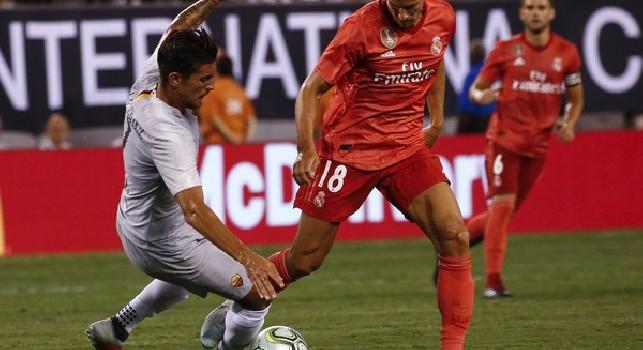 Marcos Llorente Moreno è un calciatore spagnolo, centrocampista del Real Madrid