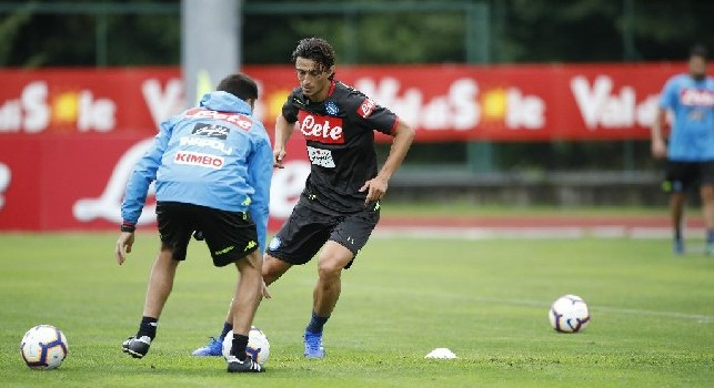 Roberto Inglese, attaccante del Napoli in prestito al Parma