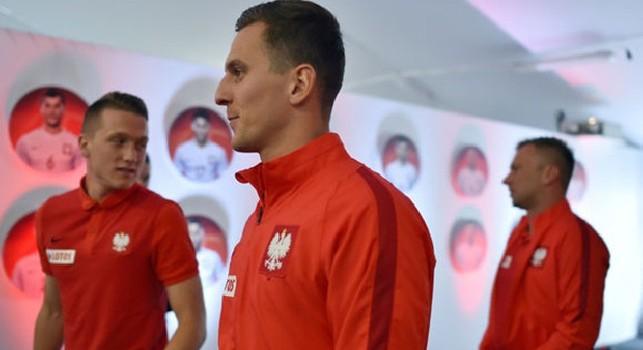 SSC Napoli: Milik e Zielinski impegnati con la Nazionale polacca